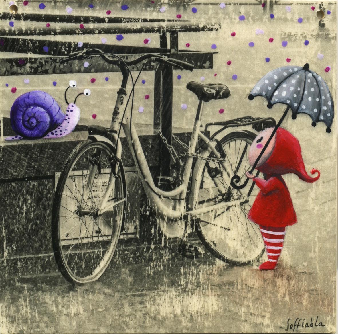 la bimba e la bici